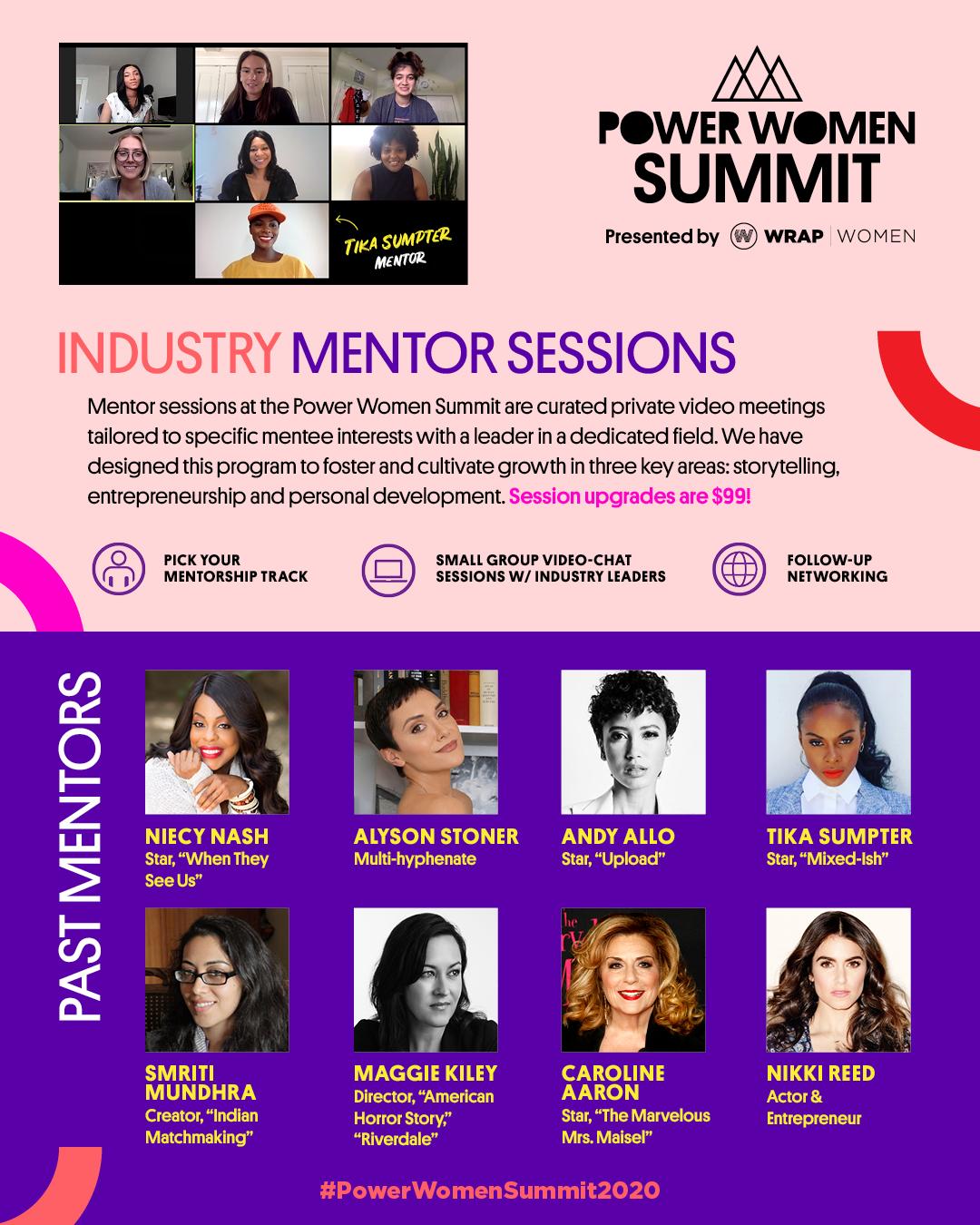 The Wrap's Power Women Summit 2020