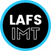 LAFS IMT blue circle small